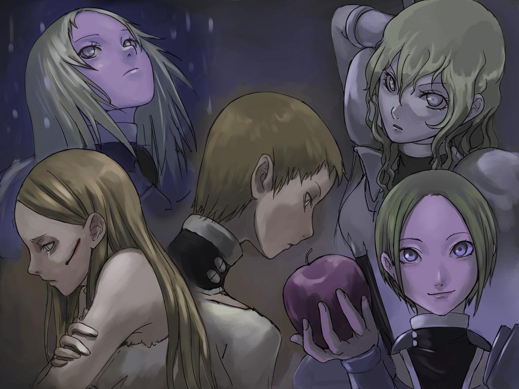 クレイモア_アニメScene20より